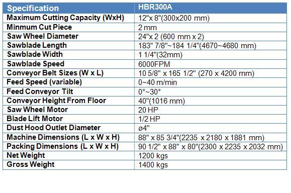 HBR-300A
