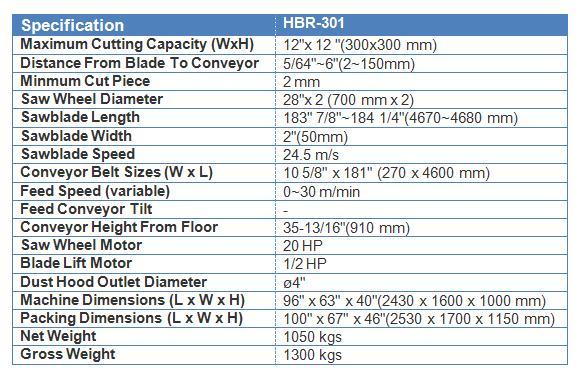 HBR-301